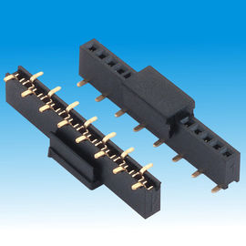1.27 mm H4.3 Single Row SMT Type Female Header Connector U Contact