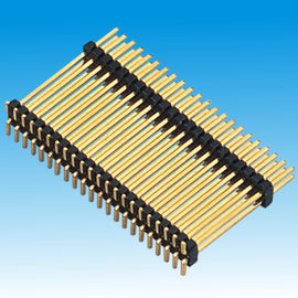 Board Spacer Surface Mount Pin Header Dual Row Au Contact Plating