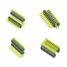 2.54mm Pin Header Board Spacer Dual Row Straight Right Angle