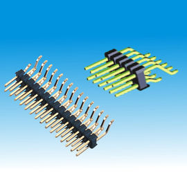 2.54mm Pin Header Single Row Right Angle SMT