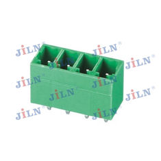 China 3.81mm Pitch Pcb Terminal Block Connector , Durable Pluggable Terminal Block factory