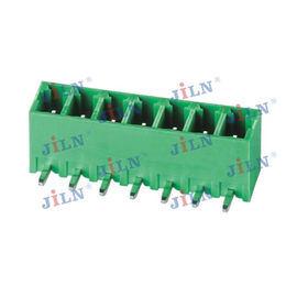 China 3.81mm Pitch Electrical Terminal Block Pcb Current Transmission JL15EDGRC factory