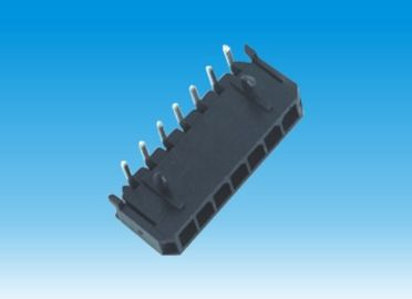 China Right Angle Wafer Connector MX3.0 Single Row Signal Transmission Long Lifespan factory